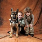 Tuesday's Top Ten:  Why Dogs are Better Than Kids
