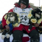2012 Iditarod:  Picture from the Finish Line