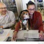 Tuesday Top Ten:  Reasons to Take Your Dog to Work