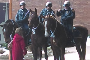 Jethro Mounted Patrol
