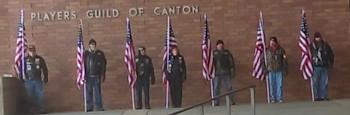 Jethro Ohio Patriot Guard Riders
