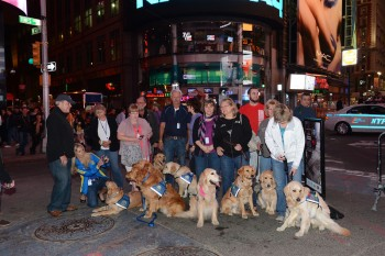 Photo Credit:  LCC K9 Comfort Dogs