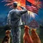 One More Patriotic Picture