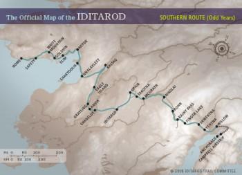 Iditarod south
