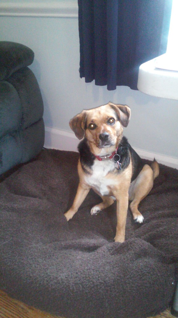 My BFF, Daisy!