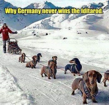 German Iditarod