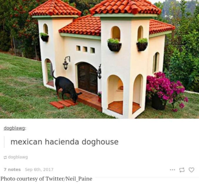 Spoiled Hacienda