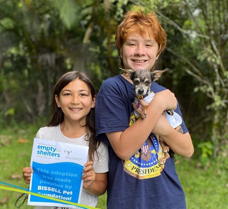 Photo:  Bissell Pet Foundation