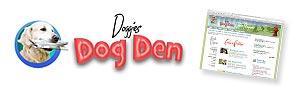 Doggies den logo